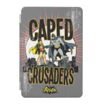 Caped Crusaders Graphic iPad Mini Cover