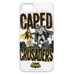 Caped Crusaders Graphic iPhone 5 Covers