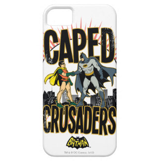Caped Crusaders Graphic iPhone SE/5/5s Case