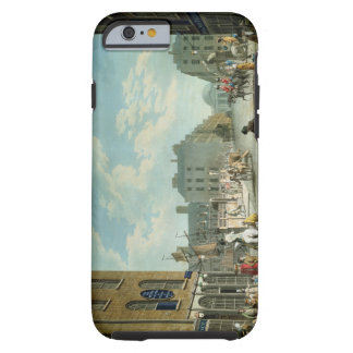 Capel Street with the Royal Exchange, Dublin, 1800 Tough iPhone 6 Case