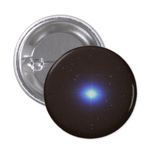 Capella and a Satellite Badge Pinback Button