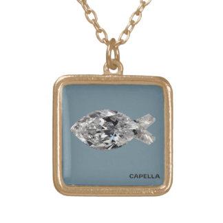Capella jewels® Christian Fish symbol Necklace