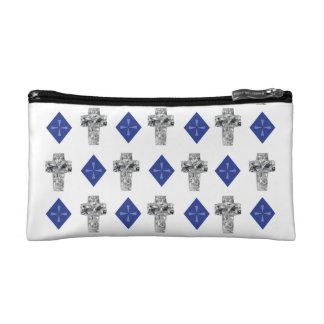 Capella jewels® Unique Christian Cross CosmeticBag Makeup Bag