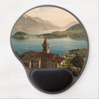 Capello St Angelo, Lake Como, Lombardy, Italy Gel Mouse Pad