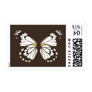 Caper White Butterfly Postage Stamp