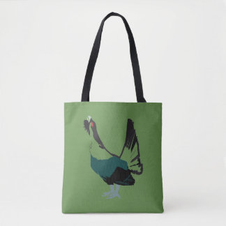 Capercaillie bird  Art  All-Over-Print Tote Bag