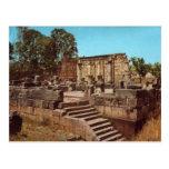Capernaum, Galilea, sinagoga del siglo I Postal