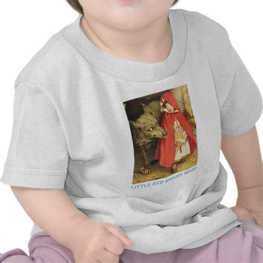 Caperucita Rojo Camiseta
