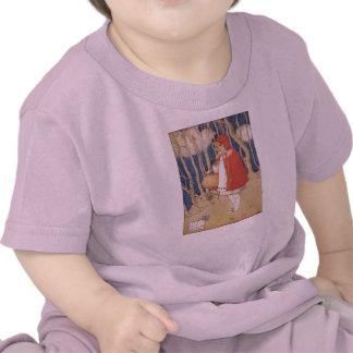 Caperucita Rojo - camiseta infantil