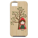 Caperucita Rojo iPhone 5 Case-Mate Carcasa