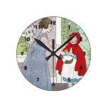 Caperucita Rojo: Traiga esto a la abuela Relojes