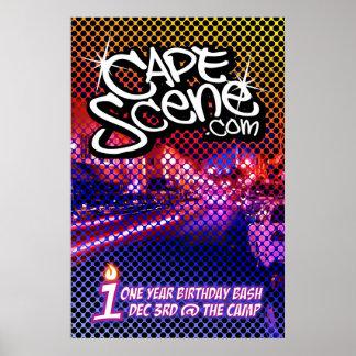 CapeScene.com Poster