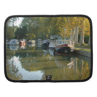 Capestang, canal du Midi Folio Planners
