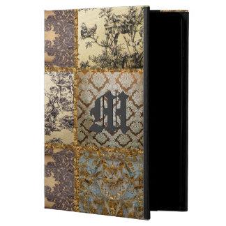 Capetian Elegant Quilt Case For iPad Air