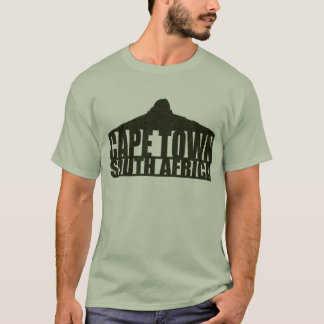 CAPETOWN BY EKLEKTIX SOUTH AFRICA T-Shirt