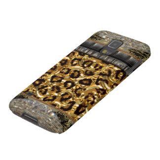 Capetown Plaza Leopard Galaxy S5 Cases