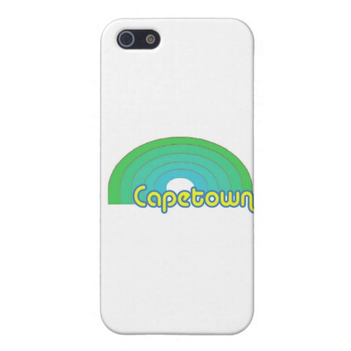 Capetown, South Africa iPhone 5/5S Case
