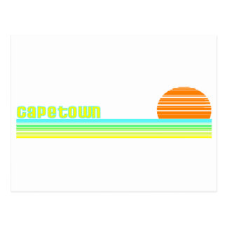 Capetown, South Africa Postcard