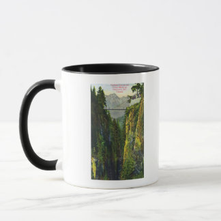 Capilano Canyon View of Crown Mountain Mug