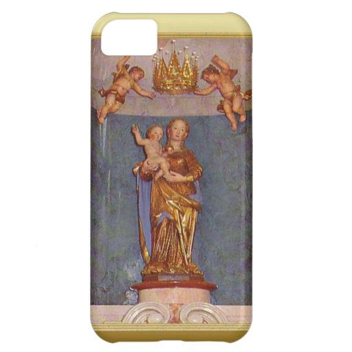 Capilla católica a Maria, Francia Funda Para iPhone 5C