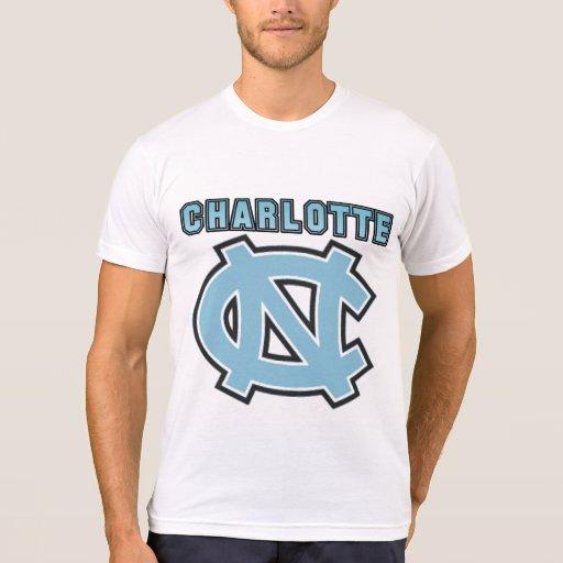 Capilla Charlotte de encargo, Carolina del Norte d Camisetas