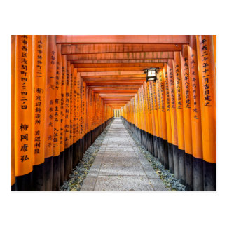 Capilla de Fushimi Inari, Kyoto