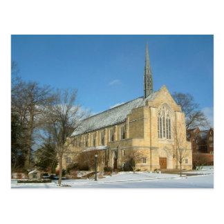 Capilla de Harbison en foto de la universidad de Tarjetas Postales