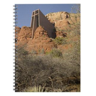 Capilla de la cruz santa cuadernos