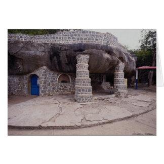 Capilla de la gruta de Mariel, visitation del Virg Tarjetas