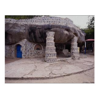 Capilla de la gruta de Mariel, visitation del Virg Tarjetas Postales