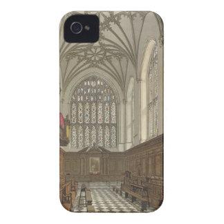 Capilla de la universidad de Winchester de la hi iPhone 4 Cárcasa