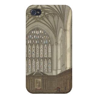 Capilla de la universidad de Winchester de la hi iPhone 4/4S Carcasa