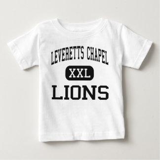 Capilla de Leveretts - leones - alta - Overton T-shirts