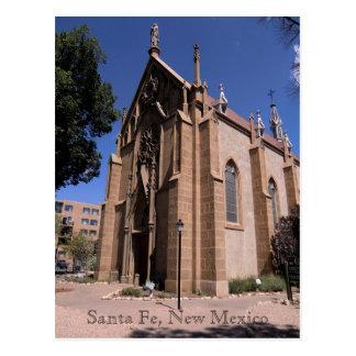 Capilla de Loretto, Santa Fe, postal del nanómetro