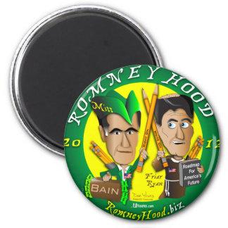 Capilla de Romney Imán Redondo 5 Cm