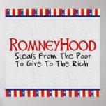 Capilla de Romney Posters