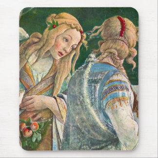 Capilla de Sistine - la juventud de Moses Alfombrilla De Ratón