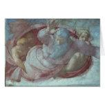 Capilla de Sistine Tarjetas