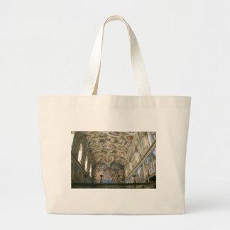 Capilla de Vatican Sistine Bolsas De Mano