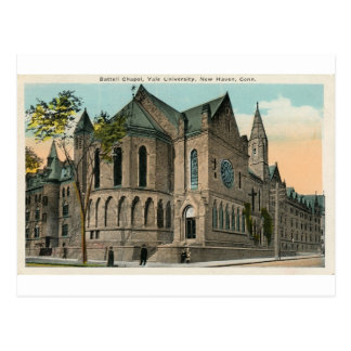 Capilla de Yale Battell Postales