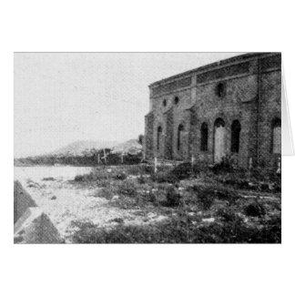 Capilla del Bab, CA 1920 Tarjeta De Felicitación