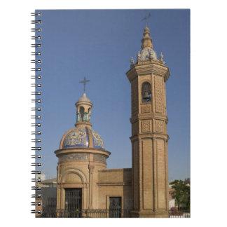 Capilla del Carmen, Sevilla, España Note Book