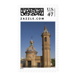 Capilla del Carmen, Seville, Spain Postage