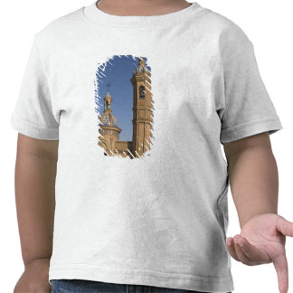 Capilla del Carmen Seville Spain Tshirt