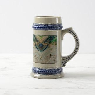 Capilla del desierto taza de café
