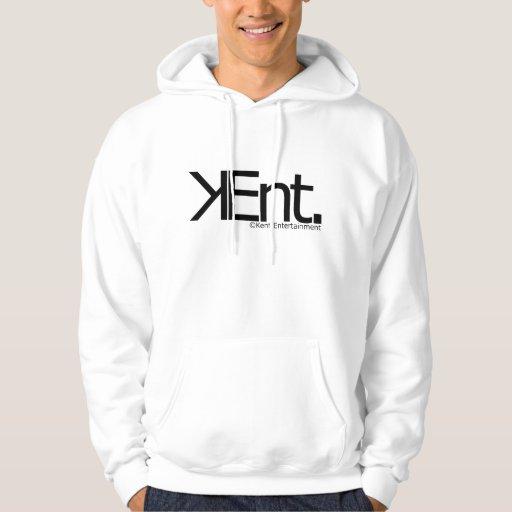 Capilla del logotipo de Kent Sudadera