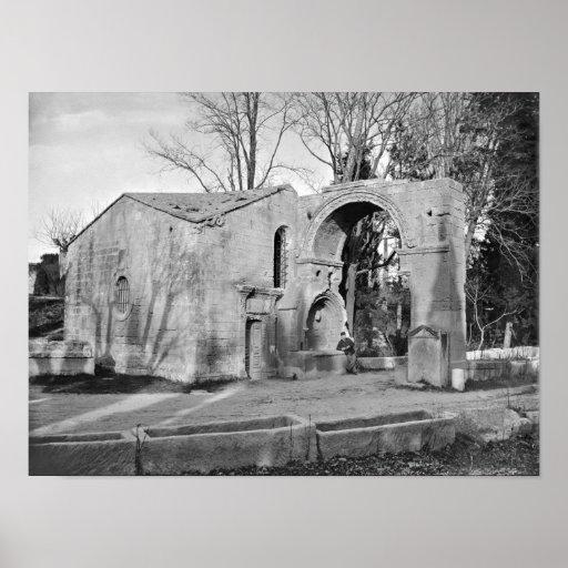 Capilla del Santo-Accurse Póster