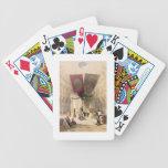 Capilla del sepulcro santo, el 10 de abril de 1839 cartas de juego