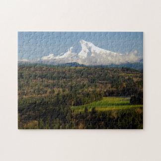 Capilla del soporte, punto de vista de Jonsrud, Puzzles