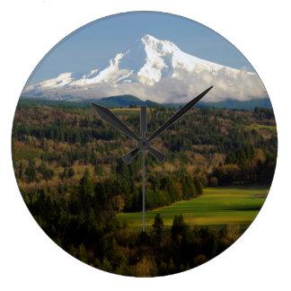 Capilla del soporte, punto de vista de Jonsrud, Relojes